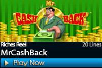 1scasino รู้จักสล๊อตออนไลน์Mr cashback