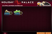็Holiday palace เกมล็อตเตอรี่