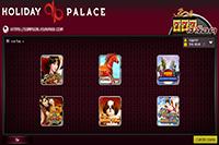 Holiday palace เกมสล็อต