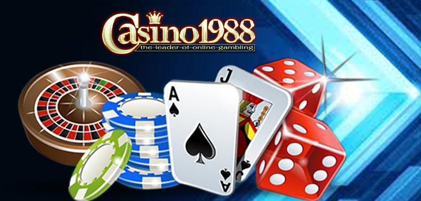 casino1988 คาสิโนออนไลน์ที่ขึ้นชื่อในเรื่องของการบริการ